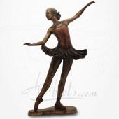 Danse - Danseuse, En Arrière