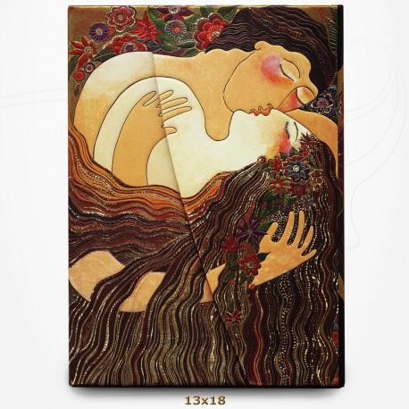 Carnet - Premier Baiser - Les Amoureux