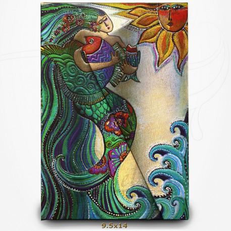 Carnet - Chant des Sirènes - Créations Fantaisistes