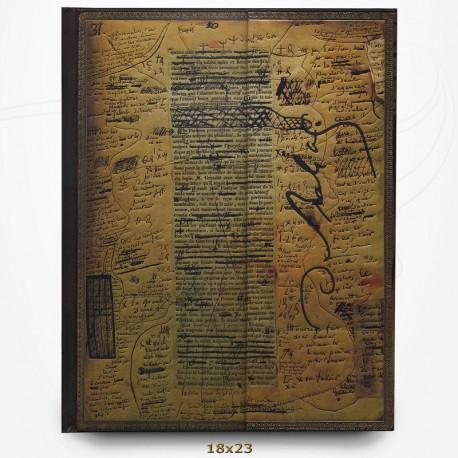 Carnet Balzac - Eugénie Grandet - Manuscrits Estampés