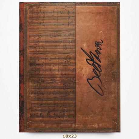 Carnet Beethoven - Sonate pour Violon N°10 - Manuscrits Estampés