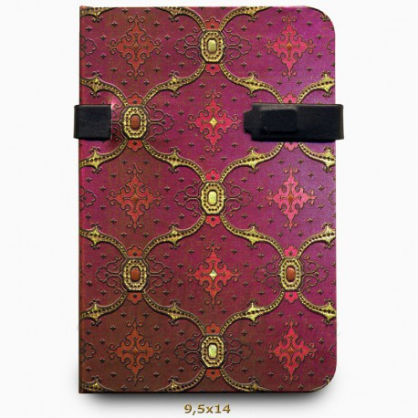 Carnet Splendeur de la Soie - 95x140