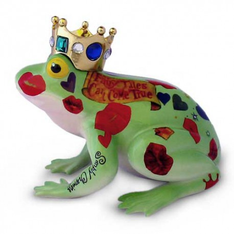 Grenouille le Prince couronné