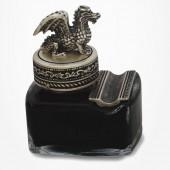 Calligraphie - Encrier Dragon