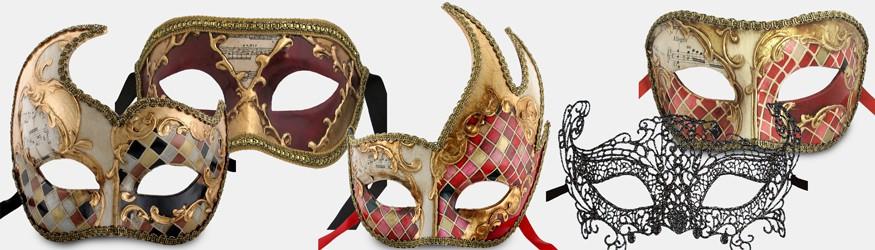 Masque de Venise - Loup