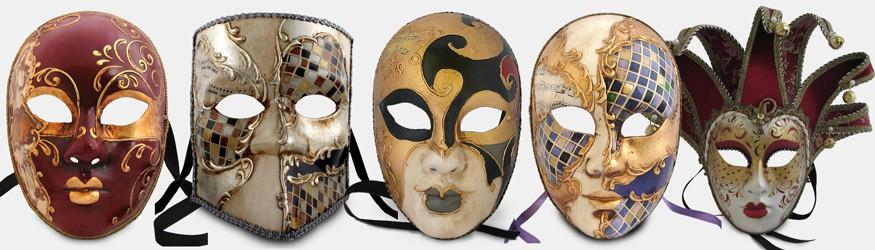 Masque de Venise - Visage