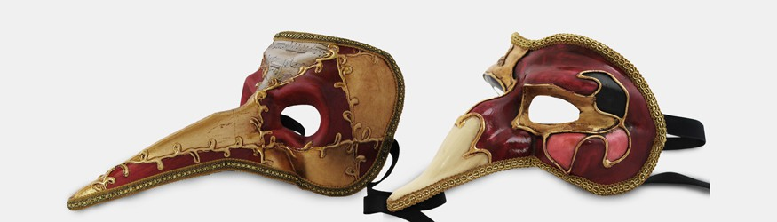Masque de Venise - Nez