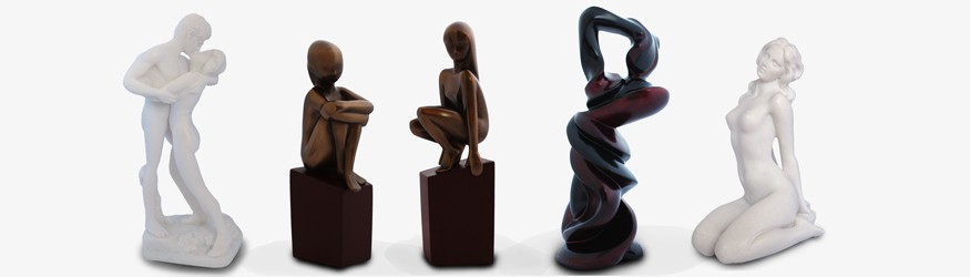 Statues Contemporaines et Design