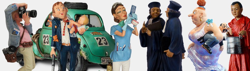 Statuettes  Figurines Collection