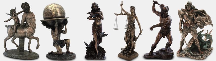 Statuettes  Figurines Mythologie