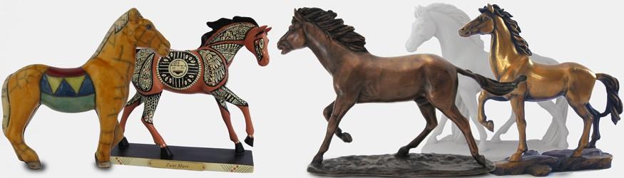 Figurines Chevaux
