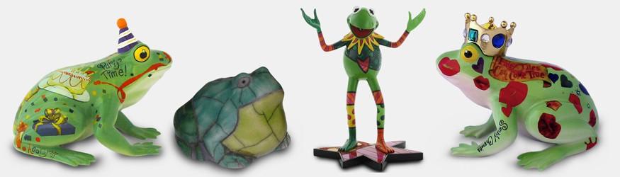 Figurines Grenouilles